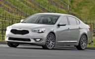 2015 Kia Cadenza 4 Cool Car Wallpaper