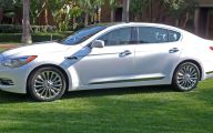 2015 Kia Cadenza 5 Car Hd Wallpaper