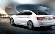 2015 Kia Cadenza 7 Car Hd Wallpaper