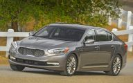 2015 Kia K900 3 Wide Car Wallpaper
