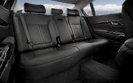 2015 Kia K900 45 Car Background