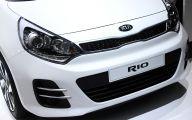 2015 Kia Rio 11 Car Desktop Background