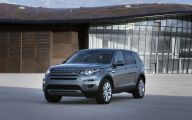 2015 Land Rover Discovery Rover Sport 10 Car Background