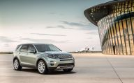 2015 Land Rover Discovery Rover Sport 2 High Resolution Car Wallpaper