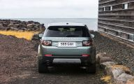 2015 Land Rover Discovery Rover Sport 28 Car Background