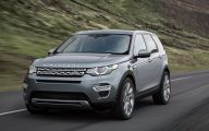 2015 Land Rover Discovery Rover Sport 35 Car Background