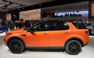 2015 Land Rover Discovery Rover Sport 38 Wide Car Wallpaper