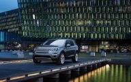 2015 Land Rover Discovery Rover Sport 4 Free Car Wallpaper