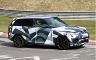 2015 Land Rover Range Rover 22 Widescreen Car Wallpaper