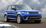 2015 Land Rover Range Rover 33 Cool Car Wallpaper