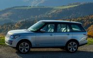 2015 Land Rover Range Rover 38 High Resolution Car Wallpaper