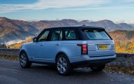 2015 Land Rover Range Rover 6 Cool Hd Wallpaper
