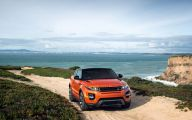2015 Land Rover Range Rover Evoque 18 Background Wallpaper