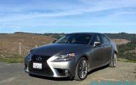 2015 Lexus Is 12 Car Desktop Background