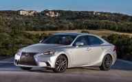 2015 Lexus Is 13 Widescreen Car Wallpaper