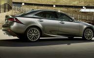 2015 Lexus Is 16 Widescreen Car Wallpaper