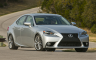 2015 Lexus Is 22 High Resolution Car Wallpaper