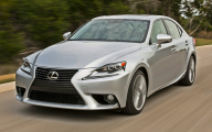 2015 Lexus Is 26 Background Wallpaper