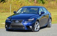 2015 Lexus Is 34 Wide Car Wallpaper