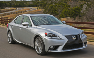 2015 Lexus Is 35 Background Wallpaper