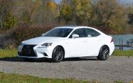 2015 Lexus Is 42 Free Hd Car Wallpaper