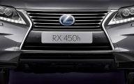 2015 Lexus Rx 11 Desktop Wallpaper