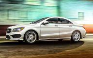 2015 Mercedes-Benz Cla-Class 16 High Resolution Car Wallpaper