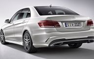 2015 Mercedes-Benz E-Class 35 Desktop Wallpaper
