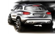 2015 Mercedes-Benz Gla-Class 10 Wide Car Wallpaper