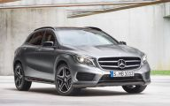 2015 Mercedes-Benz Gla-Class 14 Wide Car Wallpaper