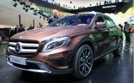 2015 Mercedes-Benz Gla-Class 16 Car Desktop Background