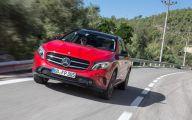 2015 Mercedes-Benz Gla-Class 22 Car Background