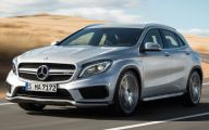 2015 Mercedes-Benz Gla-Class 26 High Resolution Car Wallpaper