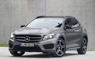2015 Mercedes-Benz Gla-Class 32 Widescreen Car Wallpaper