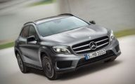 2015 Mercedes-Benz Gla-Class 34 High Resolution Car Wallpaper