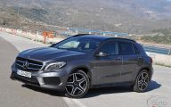 2015 Mercedes-Benz Gla-Class 36 Desktop Wallpaper