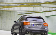 2015 Mercedes-Benz Gla-Class 39 High Resolution Car Wallpaper