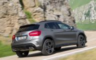 2015 Mercedes-Benz Gla-Class 41 Wide Car Wallpaper