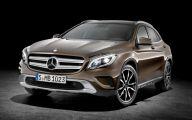 2015 Mercedes-Benz Gla-Class 5 Car Background