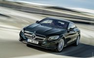 2015 Mercedes-Benz S-Class 10 Car Desktop Background
