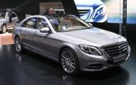 2015 Mercedes-Benz S-Class 21 Wide Car Wallpaper