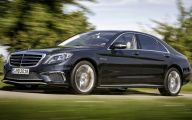 2015 Mercedes-Benz S-Class 22 Wide Car Wallpaper