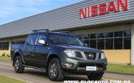 2015 Nissan Frontier 29 Car Desktop Background