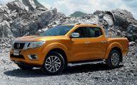 2015 Nissan Frontier 35 Free Hd Car Wallpaper