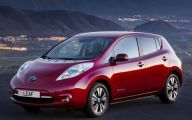 2015 Nissan Leaf 11 High Resolution Car Wallpaper