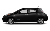 2015 Nissan Leaf 5 Wide Car Wallpaper