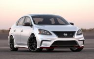2015 Nissan Sentra 3 High Resolution Car Wallpaper