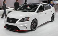 2015 Nissan Sentra 4 Background Wallpaper