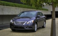 2015 Nissan Sentra 8 Background Wallpaper