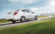 2015 Nissan Versa 25 Free Hd Car Wallpaper